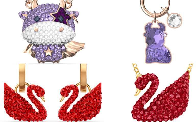 閃亮迎接Happy牛Year!SWAROVSKI牛年開運飾品初登場,超萌童趣紫牛時尚又吸睛!