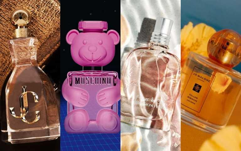 性感的撩人香氣、清新淡雅的夏日果香花香調香水 今年春夏必備四款可鹽可甜香氛報到!
