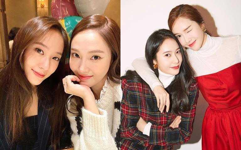 妳不能不認識的韓國最美姐妹花Jessica & Krystal!兩人都是韓妞心中最愛的超強帶貨王!