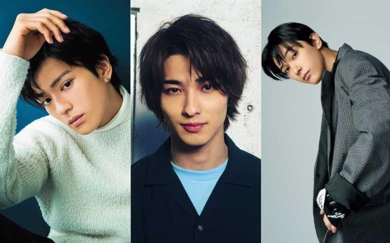 終於知道校草是什麼模樣!盤點日本新生代男演員