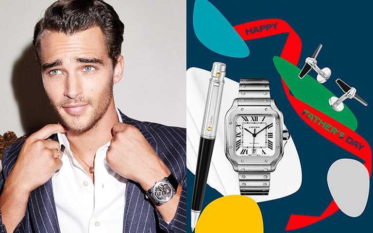 2021父親節「錶」心意!精選推薦8款紳士品味腕錶,送給不同性格的地表最強老爸