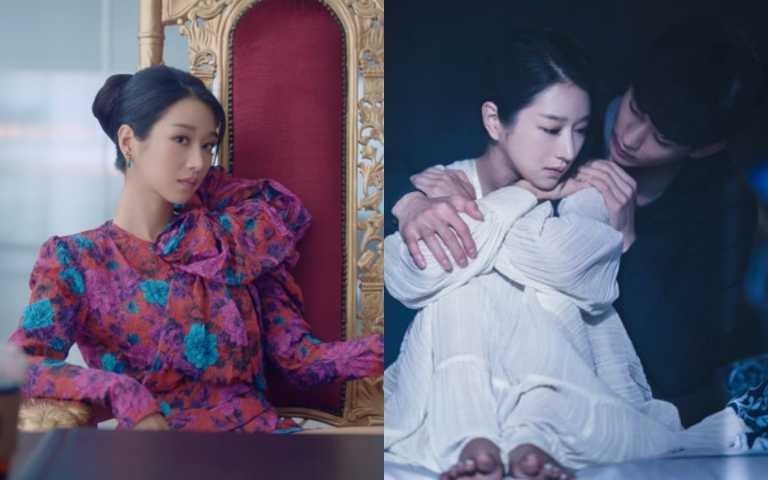冷淡系華服女王徐睿知 身材簡直好到爆 被譽為最強九頭身完美比例!