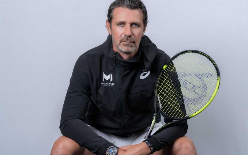 堅持夢想成名在望!網球天后總教頭Patrick Mouratoglou教你如何精采圓夢