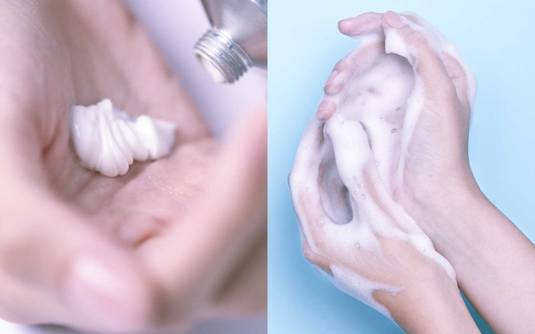 頻洗手噴酒精讓雙手乾癢又粗糙?重點就在於妳有沒有挑對洗手乳、擦對護手霜!