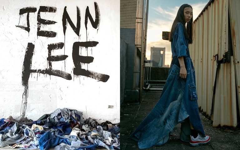 台灣設計師居然力邀觀世音為時尚站台?!回收二手在地物料打掉重練再設計,每件時裝創作都像藝術品!