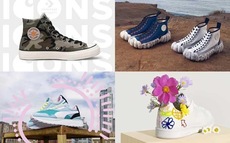 迎接農曆新年迎接新時尚! Converse、PUMA、adidas Originals、Onitsuka Tiger球鞋上身今年勢必招來好運!