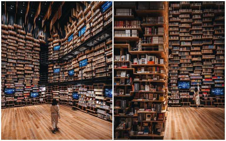 東京近郊新景點「角川武藏野博物館」,夢幻魔法圖書館先收進口袋名單!