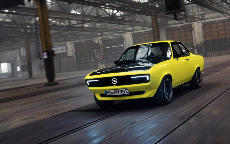 許久不見的德國車廠Opel~再次出現帶著這麼殺的車款亮相!