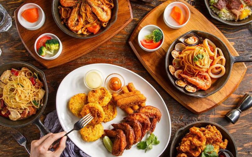 7月4日美國國慶日 紐澳良小廚推出超值優惠狂歡一個月