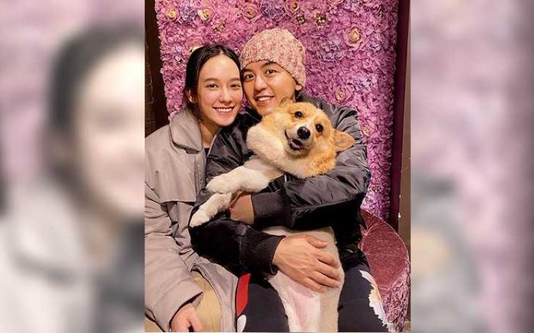 痛失18年愛犬 黃子佼喜收乾女兒療傷