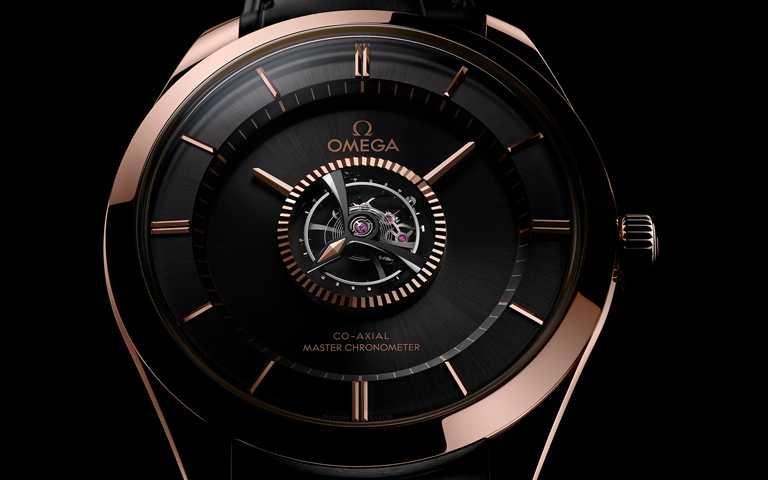 身處15,000高斯磁場依然保持精準旋轉!歐米茄「De Ville碟飛系列」抗磁陀飛輪腕錶