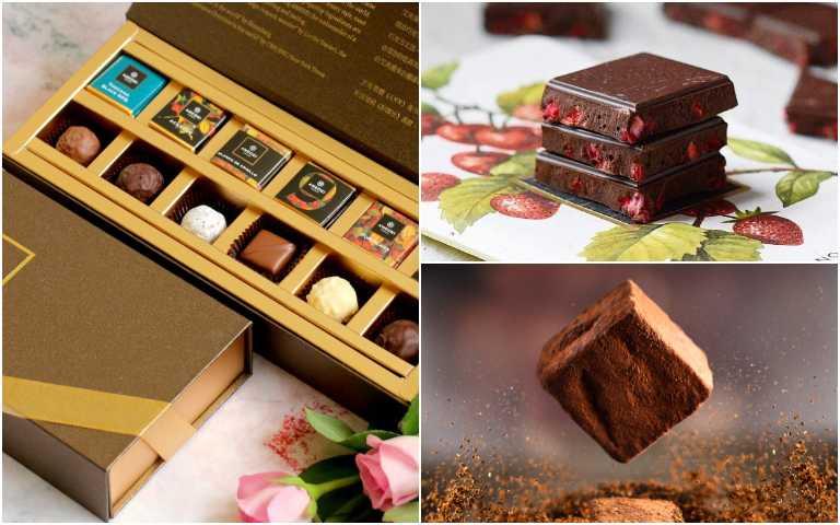 台灣就買的到!世界頂級精品巧克力4種品牌,情人節就決定送這個收服女友!