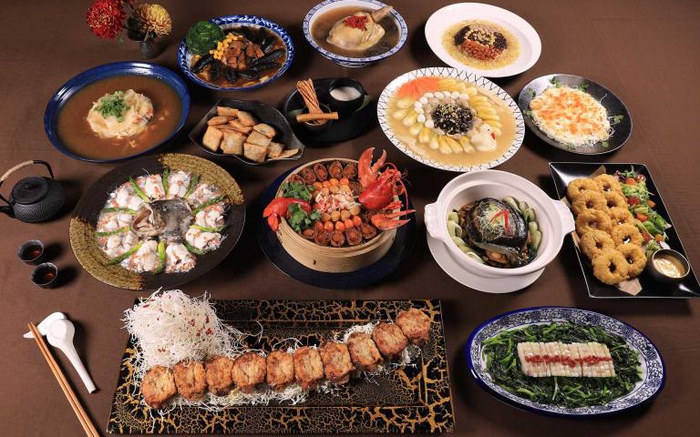 復刻老菜風華  府城重現日本皇族訪台御宴 台北細品老上海菜美味