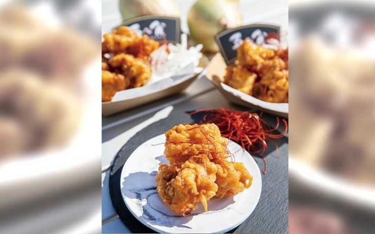 【三輪時光3】弄食炸舖 新鮮嫩雞外皮脆
