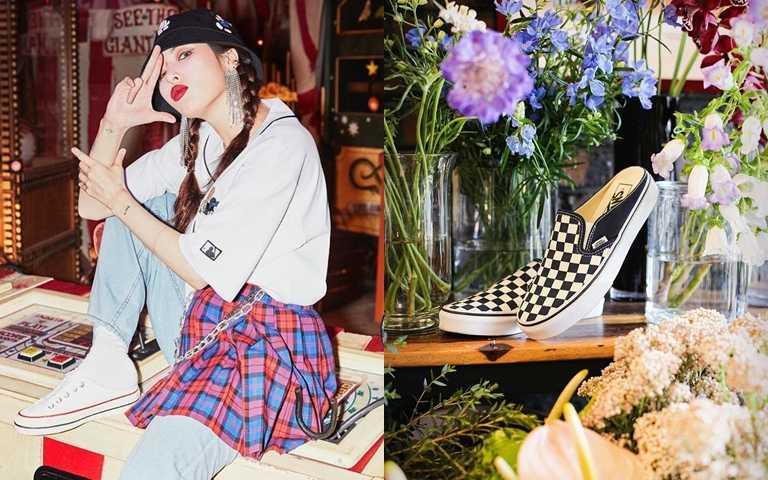泫雅也大愛!今年最熱賣就是它:穿脫便利的穆勒休閒鞋!