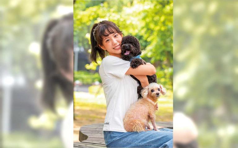 寵物情緣/愛毛孩才給追 何紫妍 收編貴賓犬陪嫁