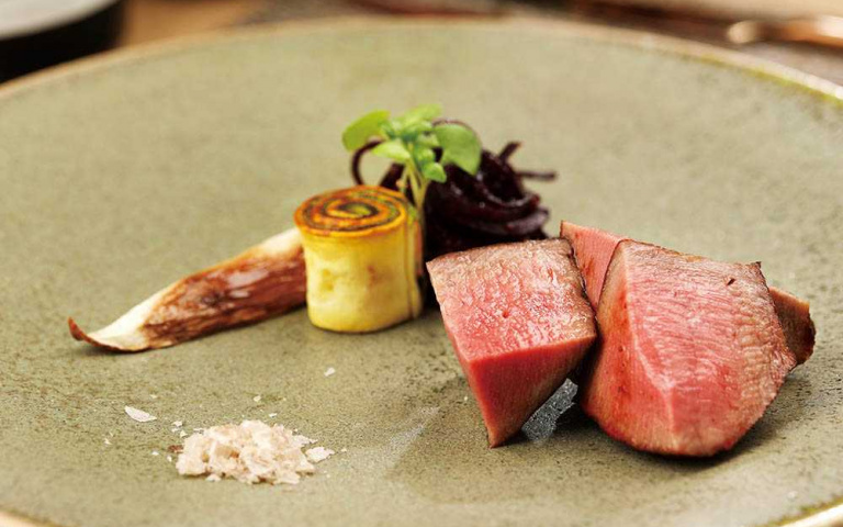 一口入魂品和牛2/YORU-よる 日式法餐創意無限