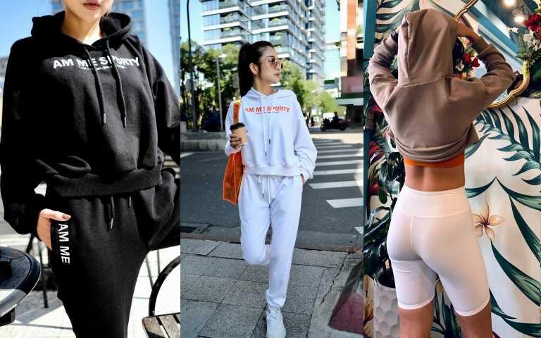 瑜珈控請進!全新MIT專業瑜伽運動服品牌AMME,全套穿上才時尚,重點是好穿又顯身材纖瘦!