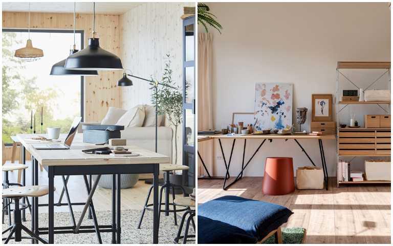 免費下載!把家裡打造成IKEA、MUJI風格超簡單,「虛擬背景」一秒替你切換!