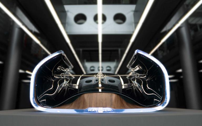 當現今的Mercedes-Maybach 回到20年代會長什麼樣子?