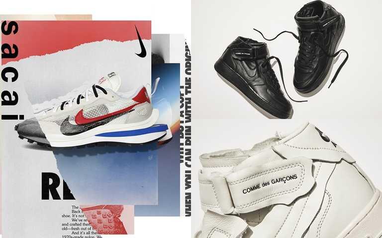 連GD都搶著聯名的設計師品牌,攜手NIKE推出潮人的夢幻球鞋!另一網路上討論度炸裂的聯名鞋款也令人超期待!