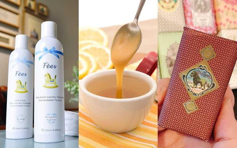 手工香皂、潔衣凝露、麥蘆卡蜂蜜,今年聖誕節送這些超實用生活小禮保證絕對不踩雷!