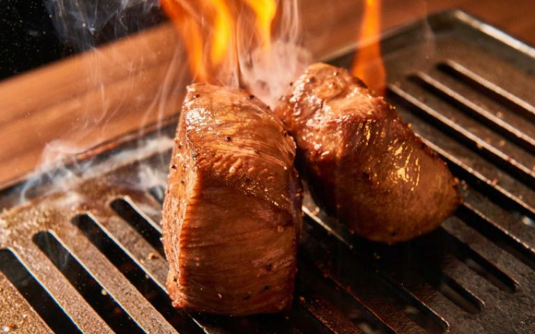 米其林一星燒肉店搬新家!挑戰日本和牛「塊燒」技法 肉質更Juicy
