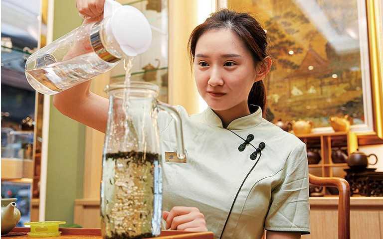 測出黃金時辰 冷泡5大茶種