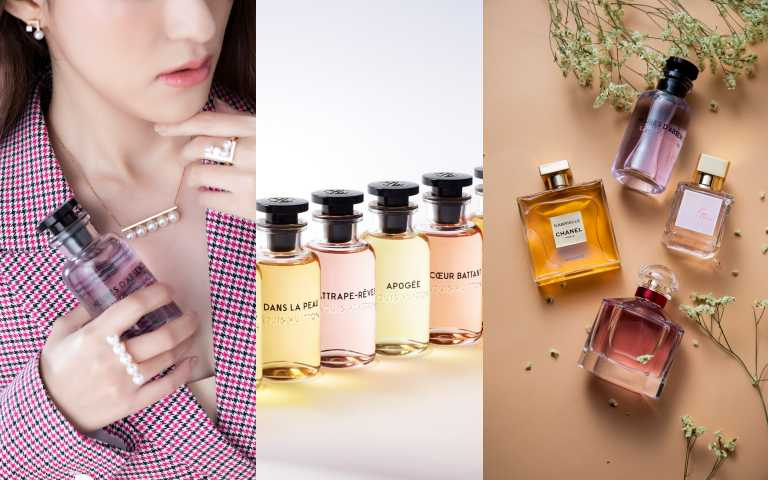 2020年最值得期待的四罐精品級女香 香水控必收!