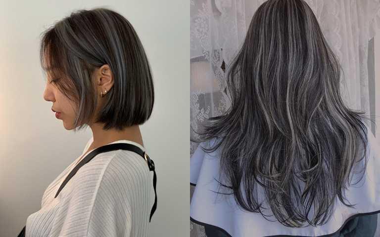 韓妞最新指定髮色!黑髮Highlight一秒時尚變身!