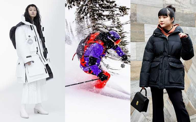 今年終於可以入手羽絨服!這個冬季聽說比往年都要冷,各品牌迫不及待搶推羽絨系列,質感&時尚一次買起來!