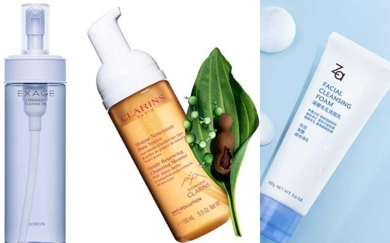 永遠在找適合自己的洗面乳?夏日毛孔激淨、除粉刺、最溫和洗面乳?這幾款最適合夏日,網民讚爆!