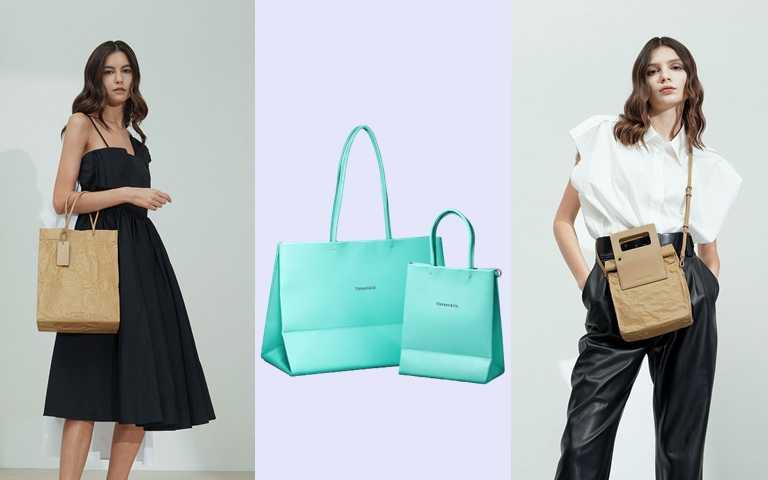 紙袋包真心可愛的好欠買!不比品牌名氣 潮人比的是創意有梗!