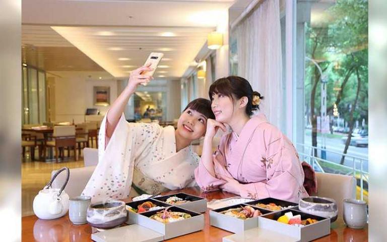 偽出國旅行正夯!「日式酒店」推和服體驗、住房加送500元購物券