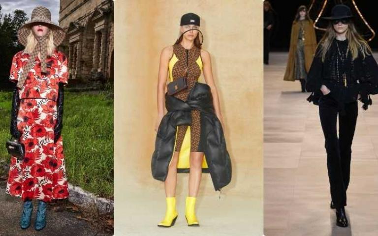 漁夫帽、寬簷帽、貝蕾帽怎麼搭才時髦?4關鍵步驟讓妳時髦一路到秋冬