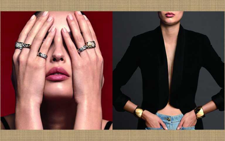 幻化幾何時尚語彙!香奈兒時尚關鍵字A to Z 自由疊戴「COCO CRUSH」珠寶為風格定義