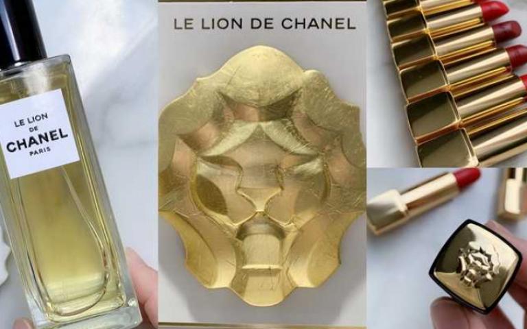 獅子座、獅子控通通買起來!香奈兒推獅子香水&獅子唇膏 讓美妝也能化身幸運護身符隨身帶著走~
