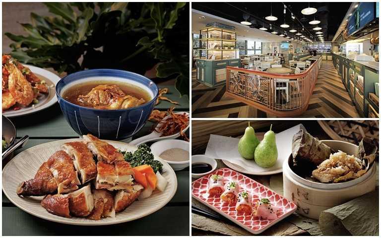 餐廳也組復仇者聯盟!「欣葉」史上最強店開幕 「四大品牌+市集」齊聚,加59元飲料喝到爆