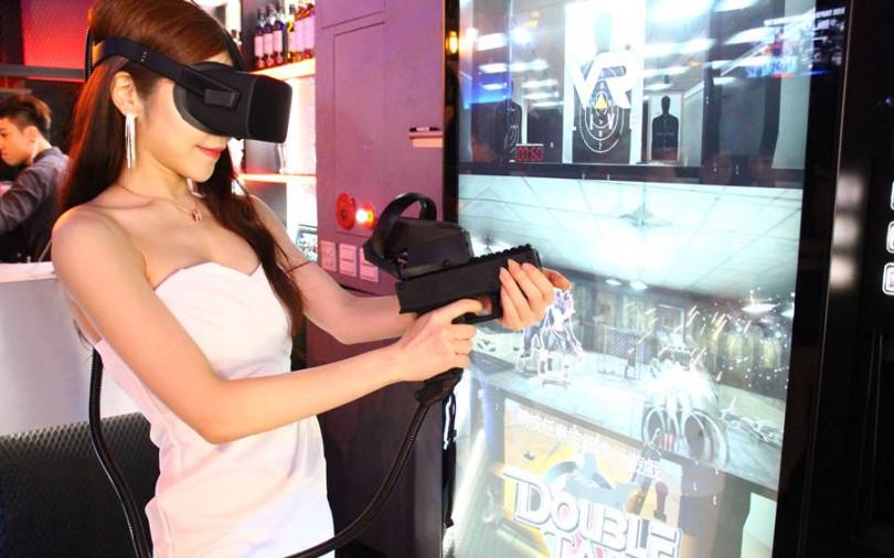 【吃新鮮】 打怪先?吃喝先? 「BOX Taipei」VR餐酒館創新玩!