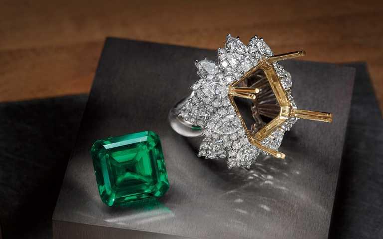 炫目玩轉彩色寶石!「鑽石之王」海瑞溫斯頓以傳奇祖母綠打頭陣 引領鑑賞繽紛絢麗的臻寶饗宴