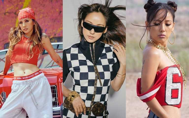 姐就是不走白富美路線!霸氣女王李孝利的「小麥肌」妝容現在正流行!!