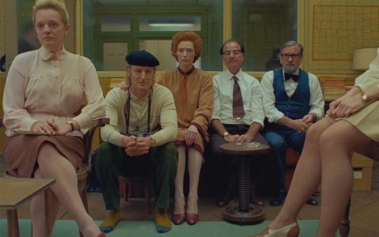 眾所期待的《The French Dispatch》法蘭西快報 預計2021年上映!