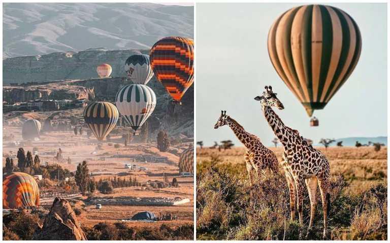 此生最夢幻!盤點世界5大熱氣球旅行聖地,超壯觀美景不去真的不行!