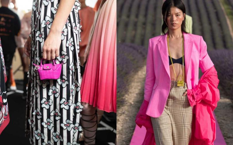 比小還要更小!讓時尚潮人們都淪陷一波的「迷你包」春夏一定要有!