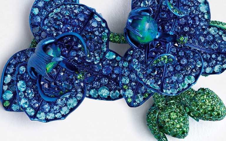 頌讚大自然之美!Chopard蕭邦「Red Carpet紅地毯系列」高級珠寶向2020坎城國際電影節致敬