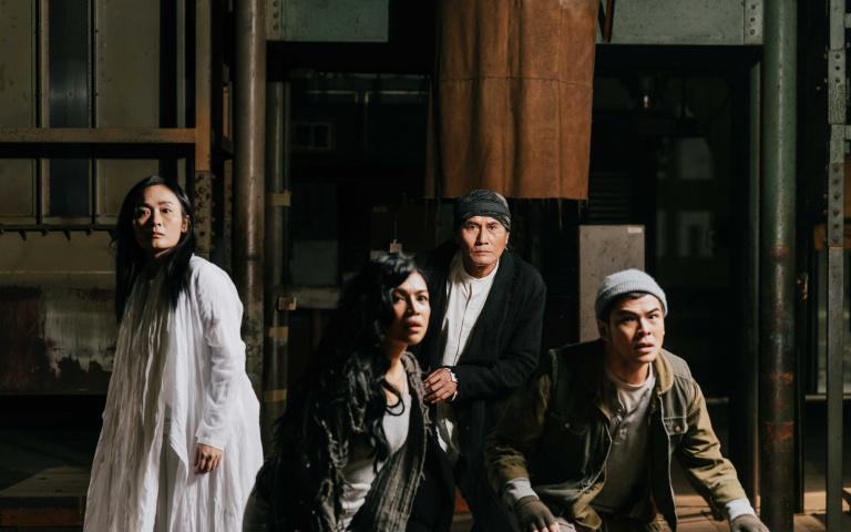 吳明益小說《複眼人》劇場版 四月臺中國家歌劇院世界首演