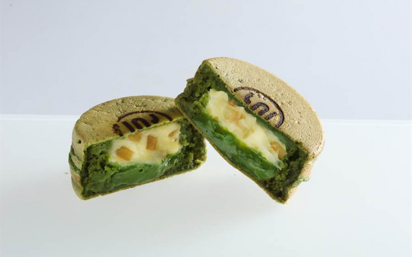 抹茶配柚子,蹦出新滋味!一〇八抹茶茶廊 夏季「柚子抹茶」主題甜品療癒味蕾