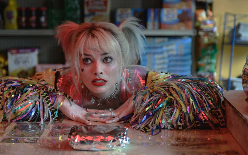 小丑女發威 上映首日登票房冠軍