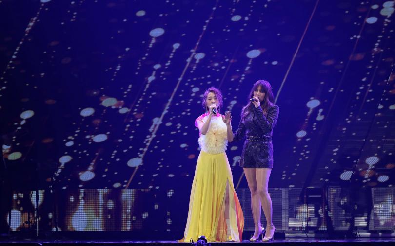 成為A-Lin演唱會唯一嘉賓 LuLu:這個女人很瘋!