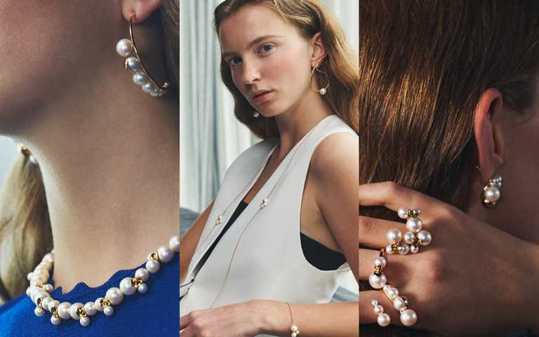 2020母親節珠寶就選這一款!用珍珠、鑽石和玫瑰金 為媽媽妝點一身溫柔光芒
